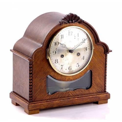 Antiguo Reloj de Sobremesa Alemán HAC con Sonería. Años 20