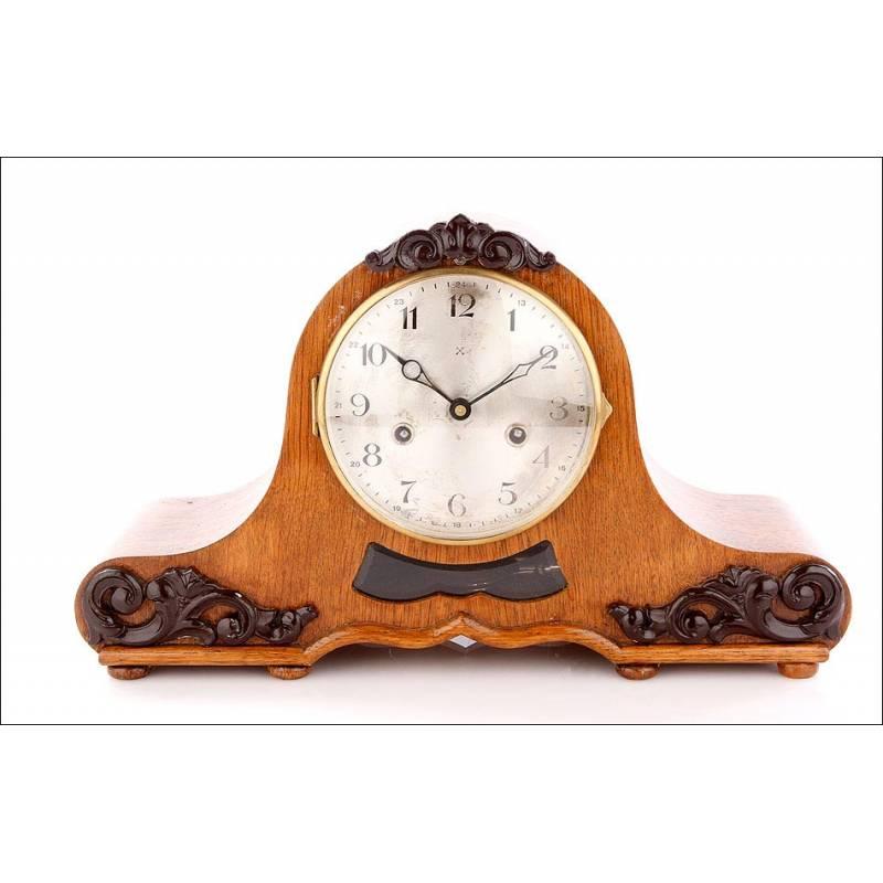 Antiguo Reloj de Sobremesa HAC. Alemania, Años 20