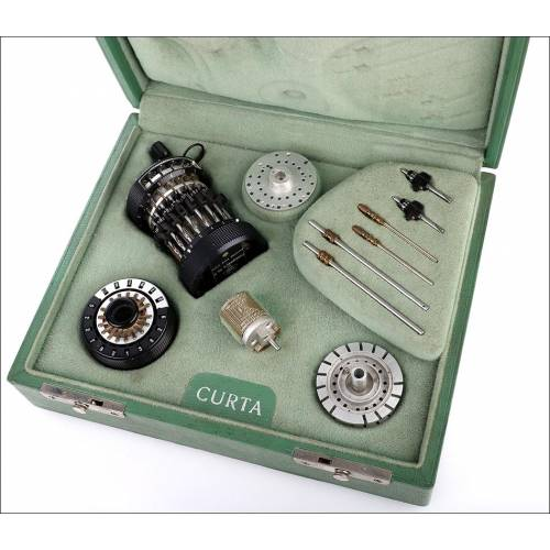 Curta Demo Kit. 1955