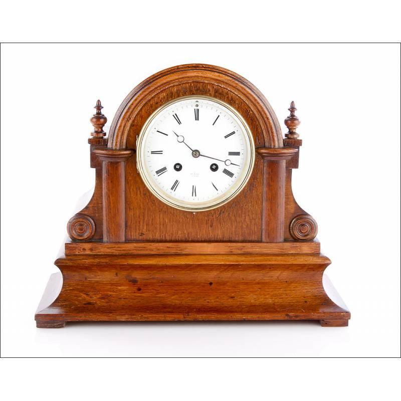 Antiguo Reloj de Sobremesa Francés, Circa 1900