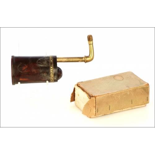 Antigua Trompetilla para Sordos. Francia, Circa 1920