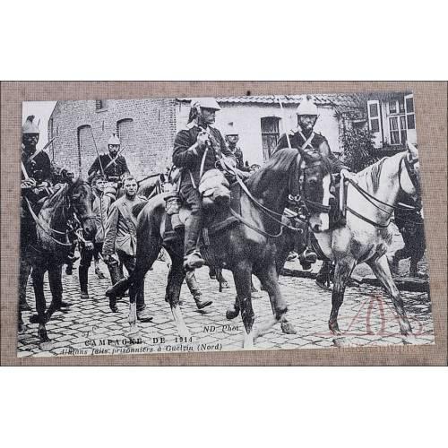 Álbum de Fotos de un Soldado Francés en la 1ª GM. Fotos Originales