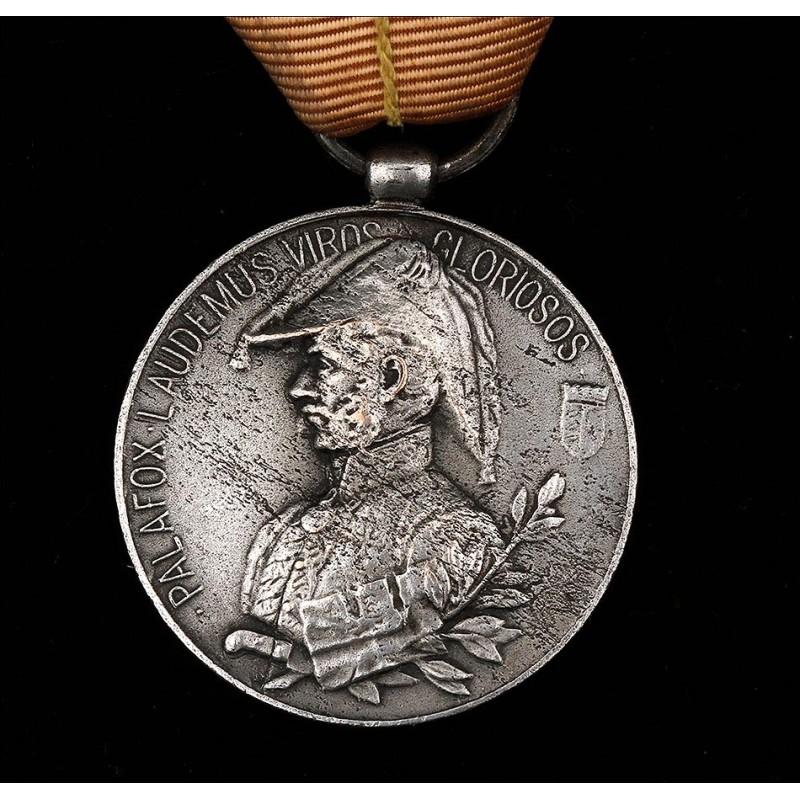 Medalla de Plata del Centenario de Los Sitios de Zaragoza