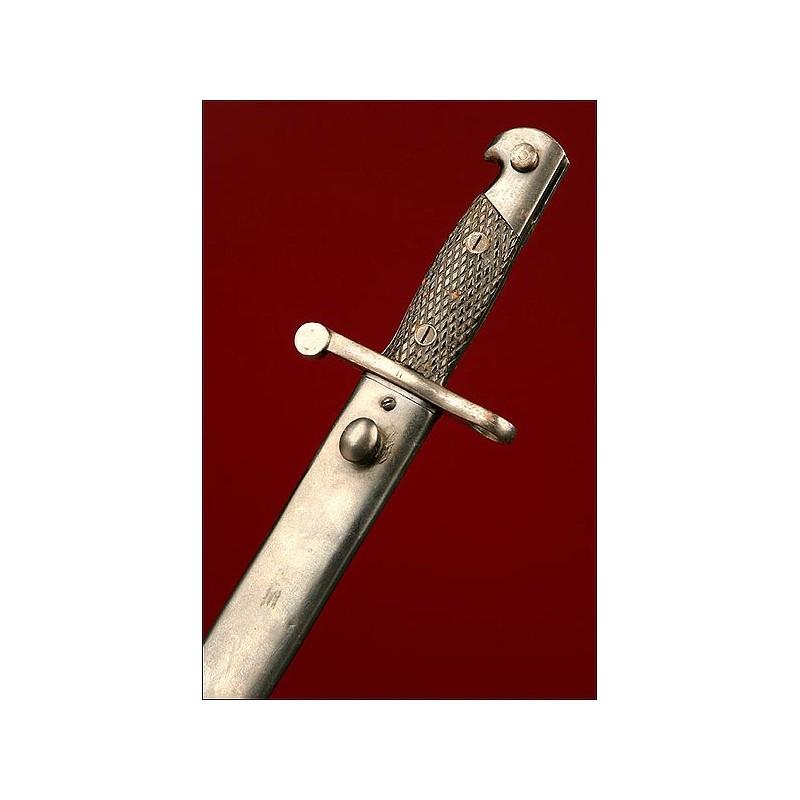 Cuchillo Bayoneta Español, Modelo 1941