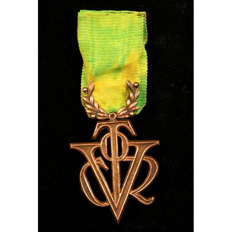 España, Medalla Víctor del SEU Categoría Bronce.