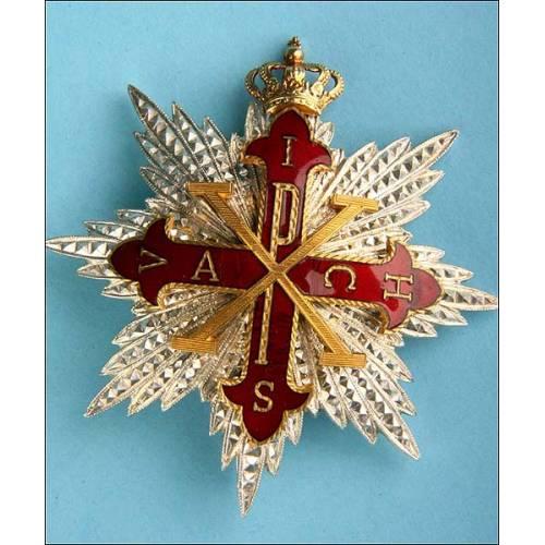 Italia. Sagrada orden Militar Constantina de San Jorge
