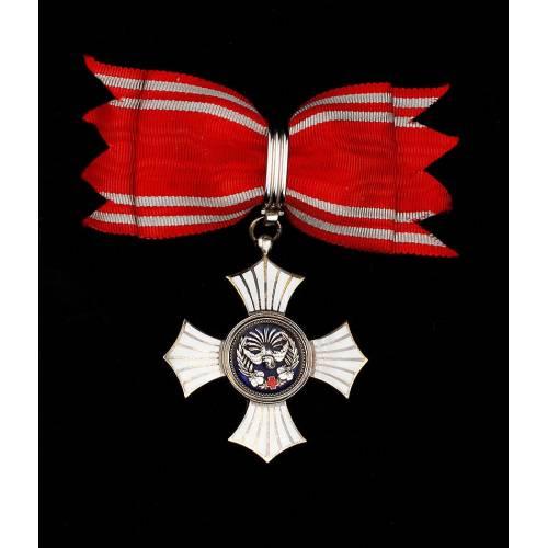 Orden del Mérito de la Cruz roja para Damas. Japón