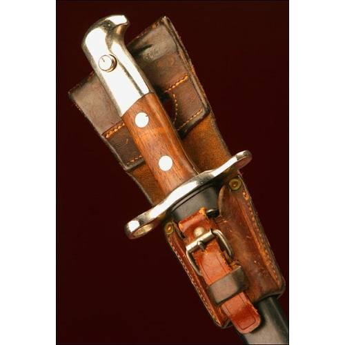 Daga Bayoneta Suiza, Modelo 1918