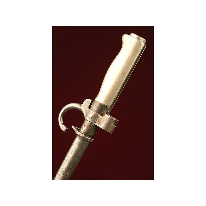 Bayoneta Lebel, Francia, Modelo 1886-91