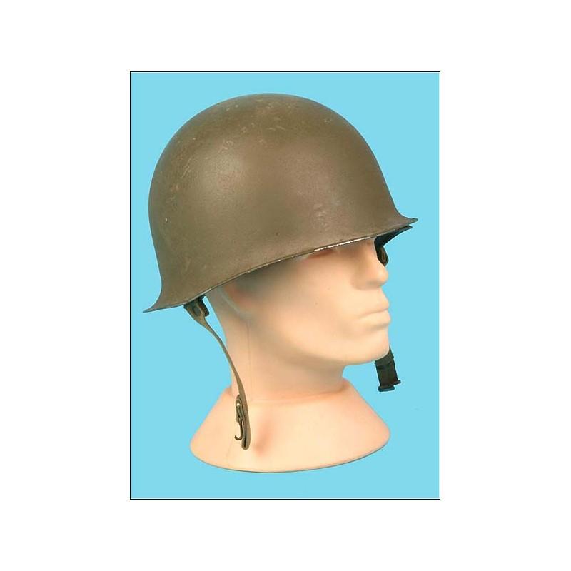 Casco militar francés. Modelo M51