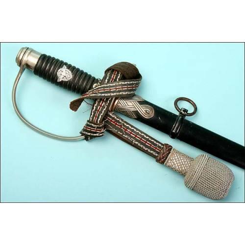 Espada para policía nazi del III Reich para policía