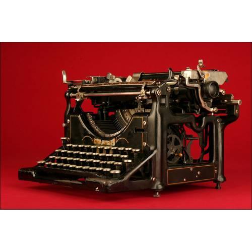 Fantástica Máquina de Escribir Underwood 5, 1923. En Perfecto Estado de Funcionamiento.