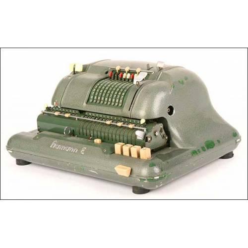 Calculadora Hamman E. 1951