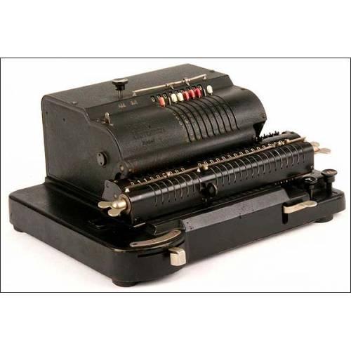 Sumadora Hammann Automat Mod. V. 1931