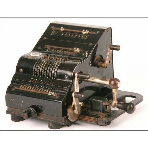 Calculadora Brunsviga. 1930