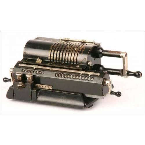 Calculadora sueca Odhoner Modelo 7