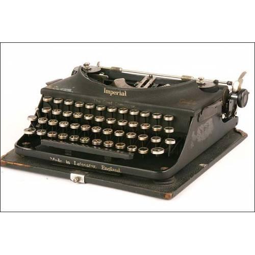 Máquina de escribir Imperial