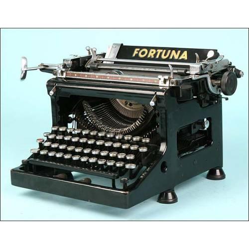 Máquina de escribir Fortuna C.1928
