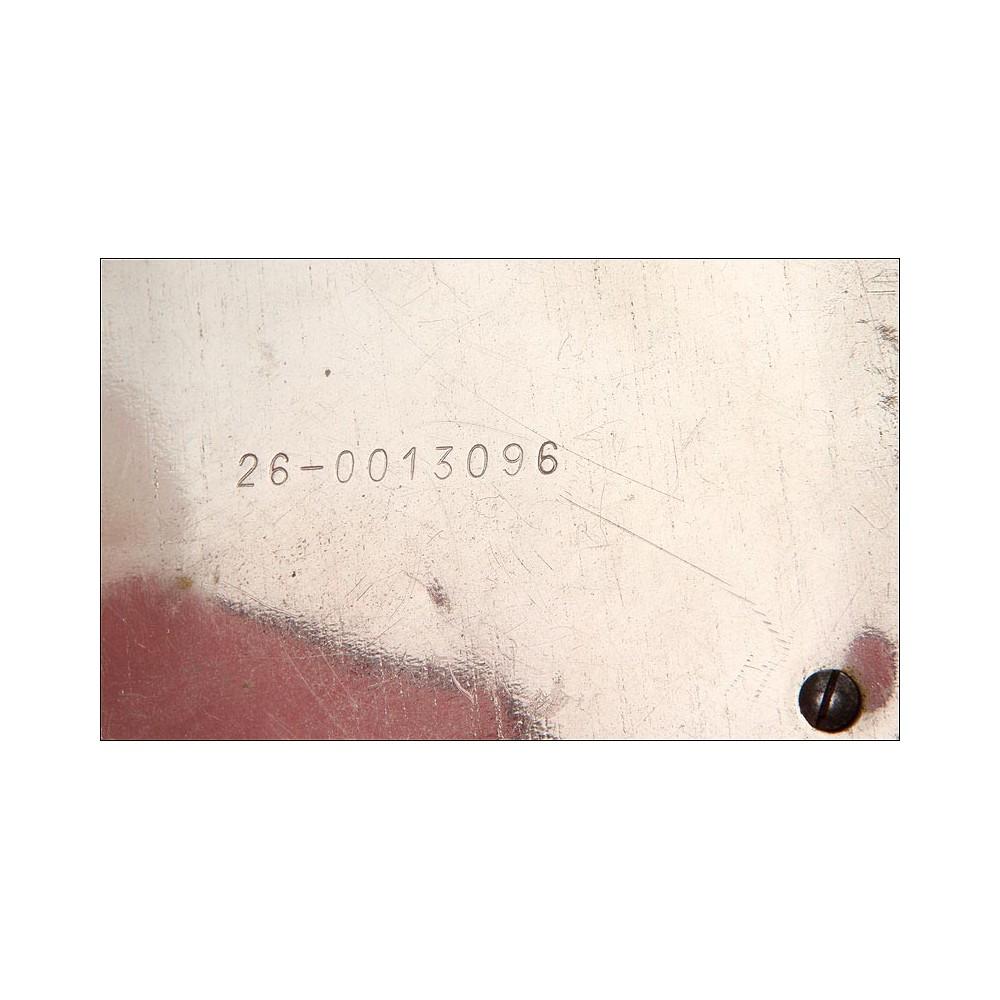 Gram fono suizo de bolsillo mikiphone del a o 1924 con for Picor en el interior del ano