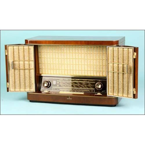 Radio Siemens Tipo Shatulle H42,C.1954.