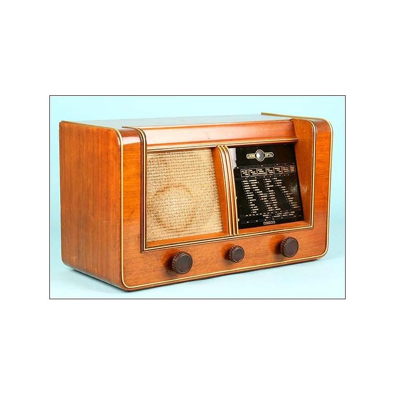 Radio Loewe Typ Atlanta 4651W.C.1950.