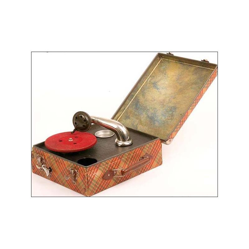 Gramófono de juguete Orphee. 1930
