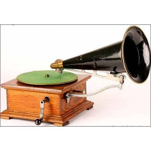Gramófono Standard X. 1905