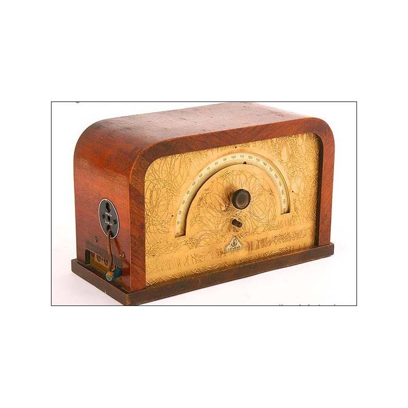 Radio de válvulas Siemens Mod. 31bW.1931