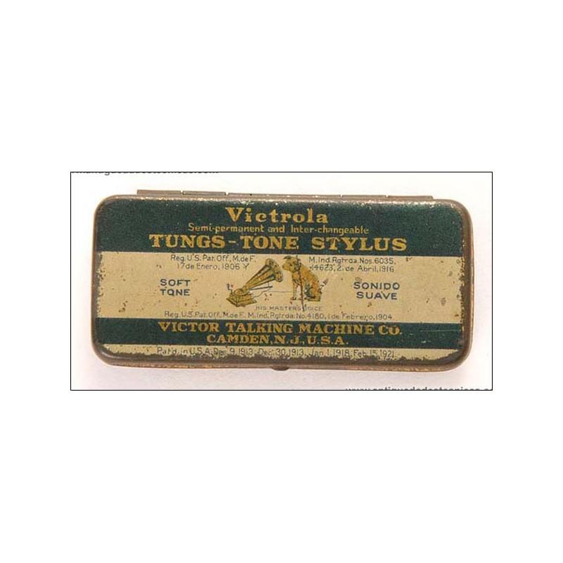 Agujas semipermanentes de tungsteno Victor