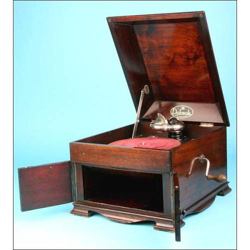 Gramófono de sobremesa Dulceola. Años 20