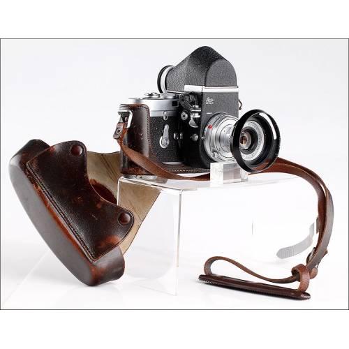 Cámara Leica M2 Fabricada en el Año 1964. En Muy Buen Estado y Funcionando Perfectamente