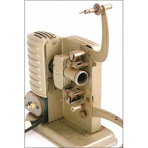 Proyector de cine Noris. 16 mm. Años 50