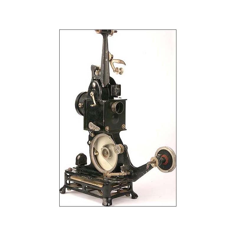 Proyector de 9,5 mm Pathe Baby. Francia. 1930