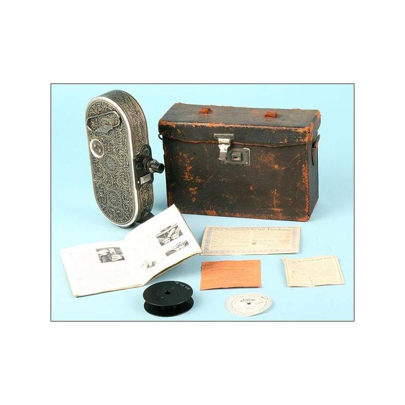 Filmadora de 16 mm Bell & Howell. 1928