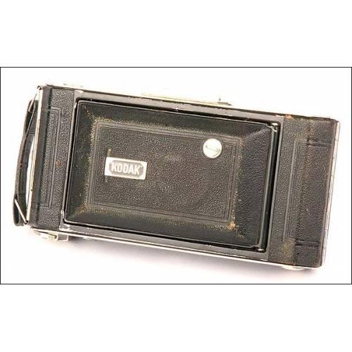Cámara Kodak de Fuelle. Años 30