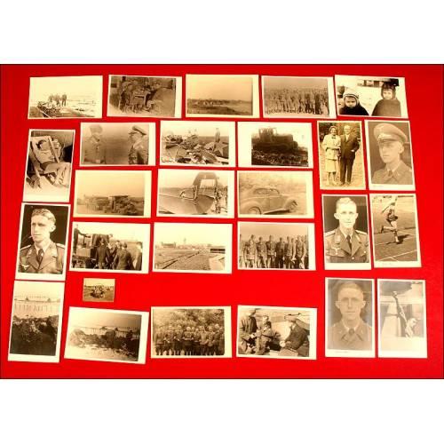 Colección Personal de 60 Fotografías, Legión Condor, 2ª Guerra Mundial