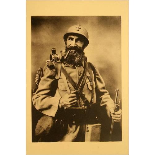 """""""La Guerre"""": Colección Personal de 150 Fotografías Artísticas del Comandante Tournassound. Escenas de la 1ª Guerra Mundial"""