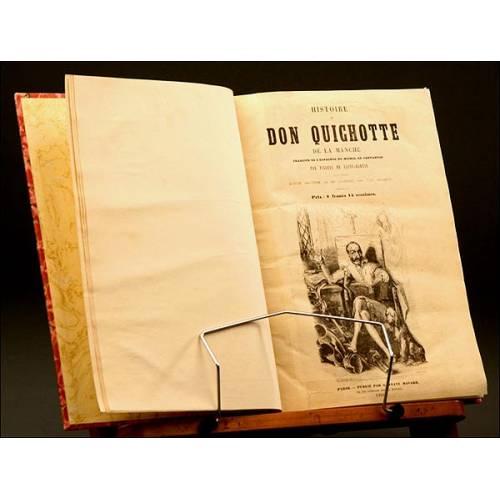 Don Quijote, Versión Francesa, Año 1850
