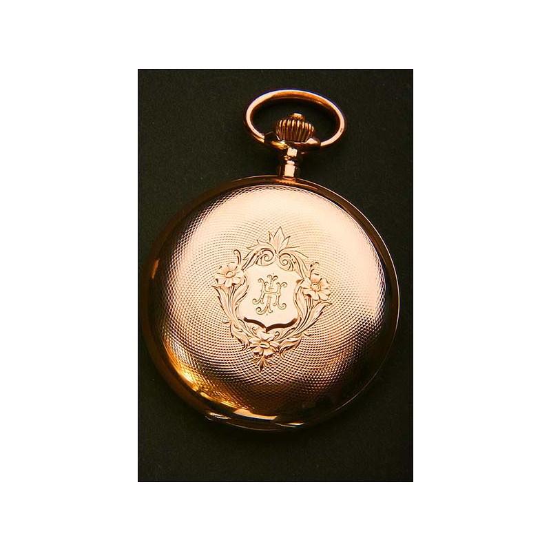 Reloj de bolsillo Cellini en Oro