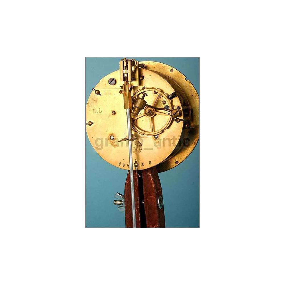 Antiguo reloj de sobremesa firmado 1920 - Relojes de sobremesa antiguos ...
