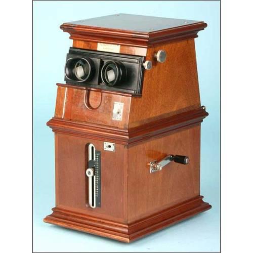 Estereoscopio Gaumont 1920