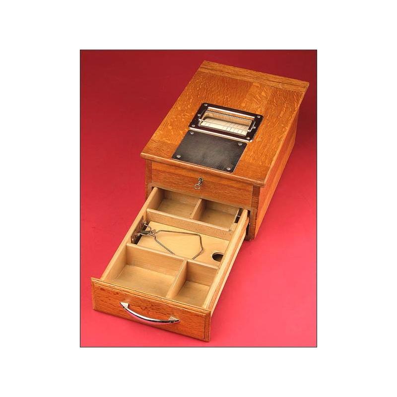 Caja Registradora, Inglaterra, S. XX