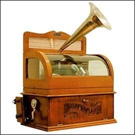 Aparatos Musicales Antiguos