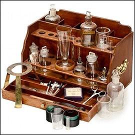 Antigüedades de Laboratorio