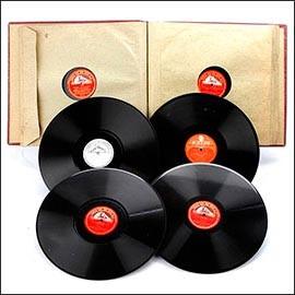 Discos de Gramófono Vendidos