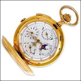 Relojes de Bolsillo Vendidos